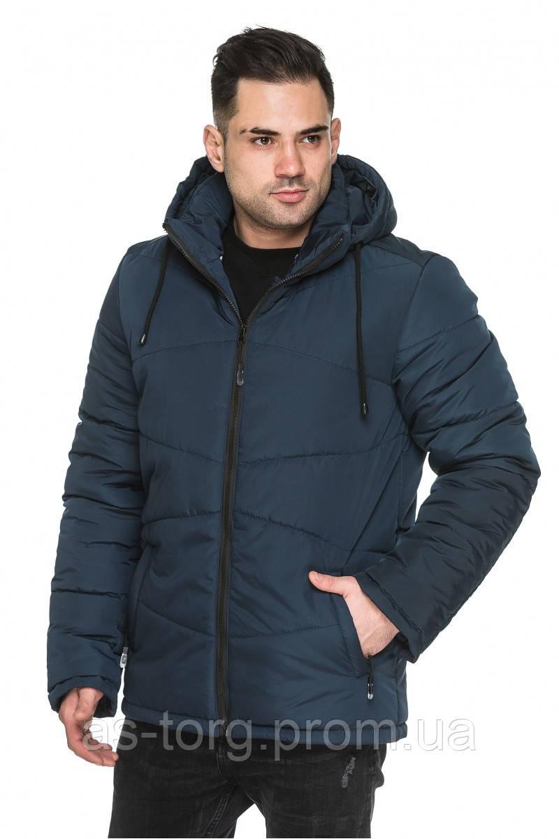 Стеганая куртка мужская