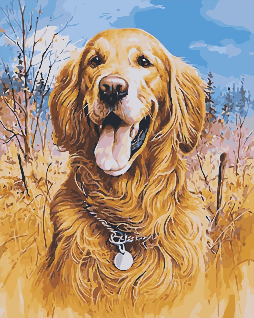 Картина по номерам Відданість, 40x50 см., Art Story