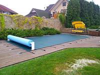 Накрытие для бассейна Водный мир