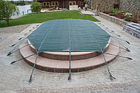 Защитное накрытие для бассейна Водный мир