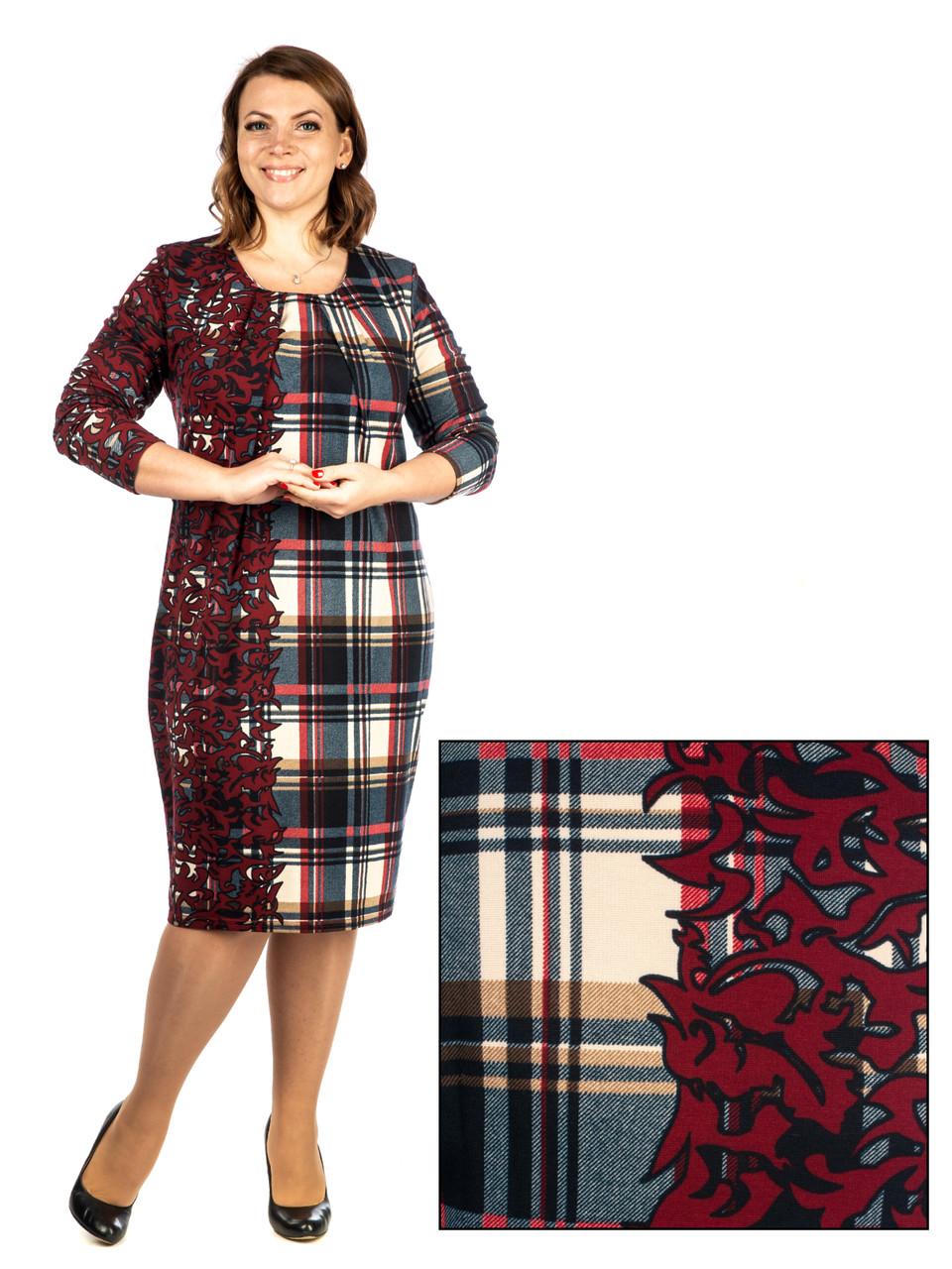 Платье Selta 758 размеры 50, 52, 54, 56