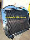 Радиатор Зил 130 (4-х рядный, медно-латунный паяный) производитель Шадринский автоагрегатный завод, Россия, фото 5