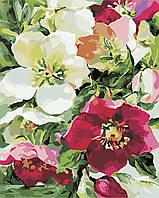 Картина по номерам Квітковий настрій, 40x50 см., Art Story