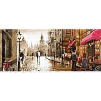 """Картина по номерам """"Амстердам (Триптих)"""", 50x150 см., Babylon"""