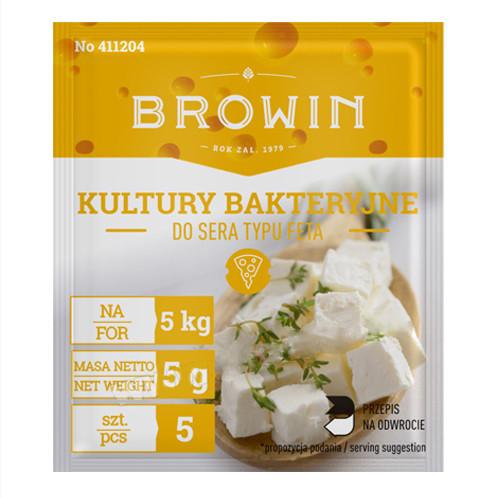 Бактериальные культуры для сыра ФЕТА, на 5 кг-Польша