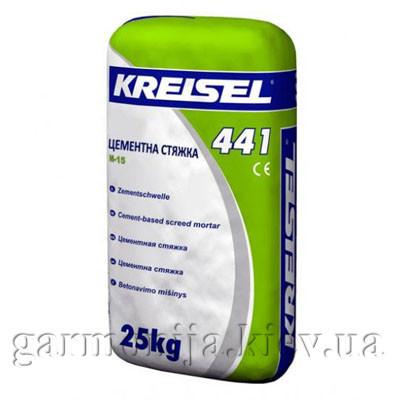 Стяжка для пола Kreisel 441, 25 кг