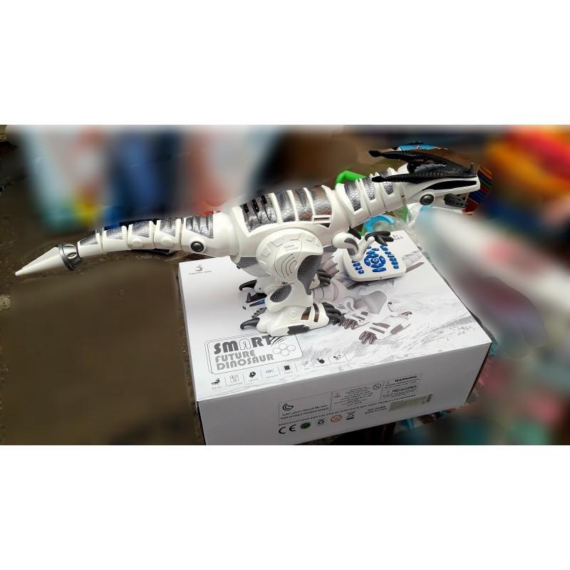 Игрушка робот интерактивный динозавр 30368 65см на радиоуправлении