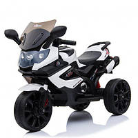 Детский Мотоцикл M 3986EL-1 белый