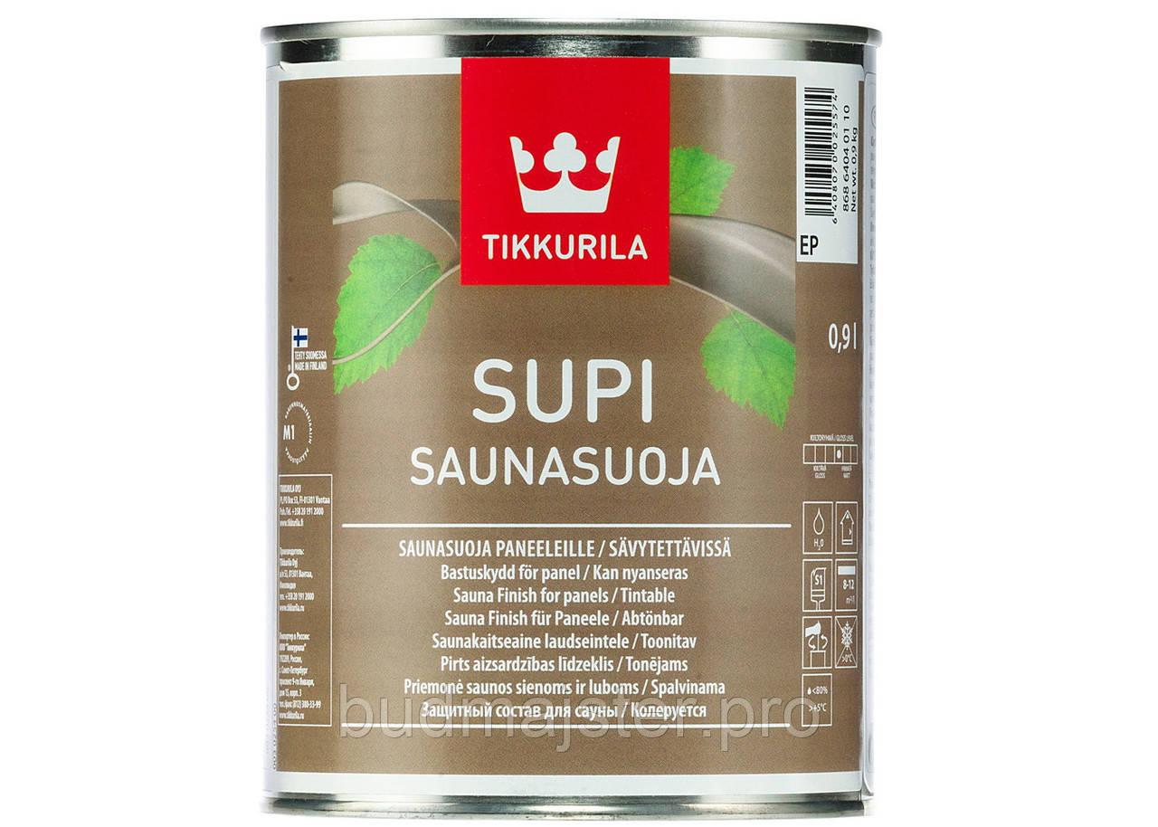 Засіб Tikkurila Супі Cаунасуоя для бані, 2,7 л