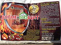 Антисептик антипирен (огнебиозащита) БС-13 ТМ Милор концентрат 1:10 1 кг