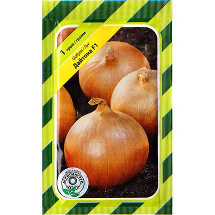 """Семена лука репчатого """"Дайтона"""" F1 (1 г) от Bejo, Голландия, фото 2"""