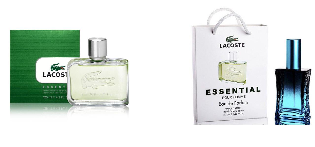 57336c3af9a Lacoste Essential 100 ml + подарочный набор Lacoste Essential 50 ml #V/A -