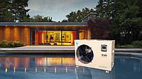 Тепловой насос для бассейна EVO EP-120 (тепло 12,1 кВт), Испания