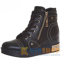 Ботинки сникерсы Constanta 1222 на девочку