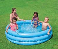 О детских надувных бассейнах