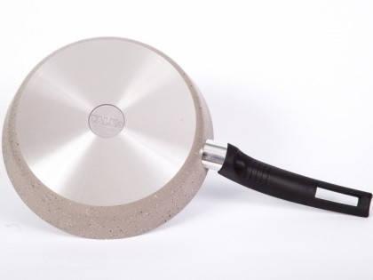 Сковорода Талко Веста 24 см. с крышкой и антипригарным покрытием AA50242, фото 2