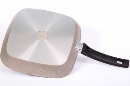 Сковорода гриль Талко Веста 26 см. с гранитным покрытием AA51260, фото 2