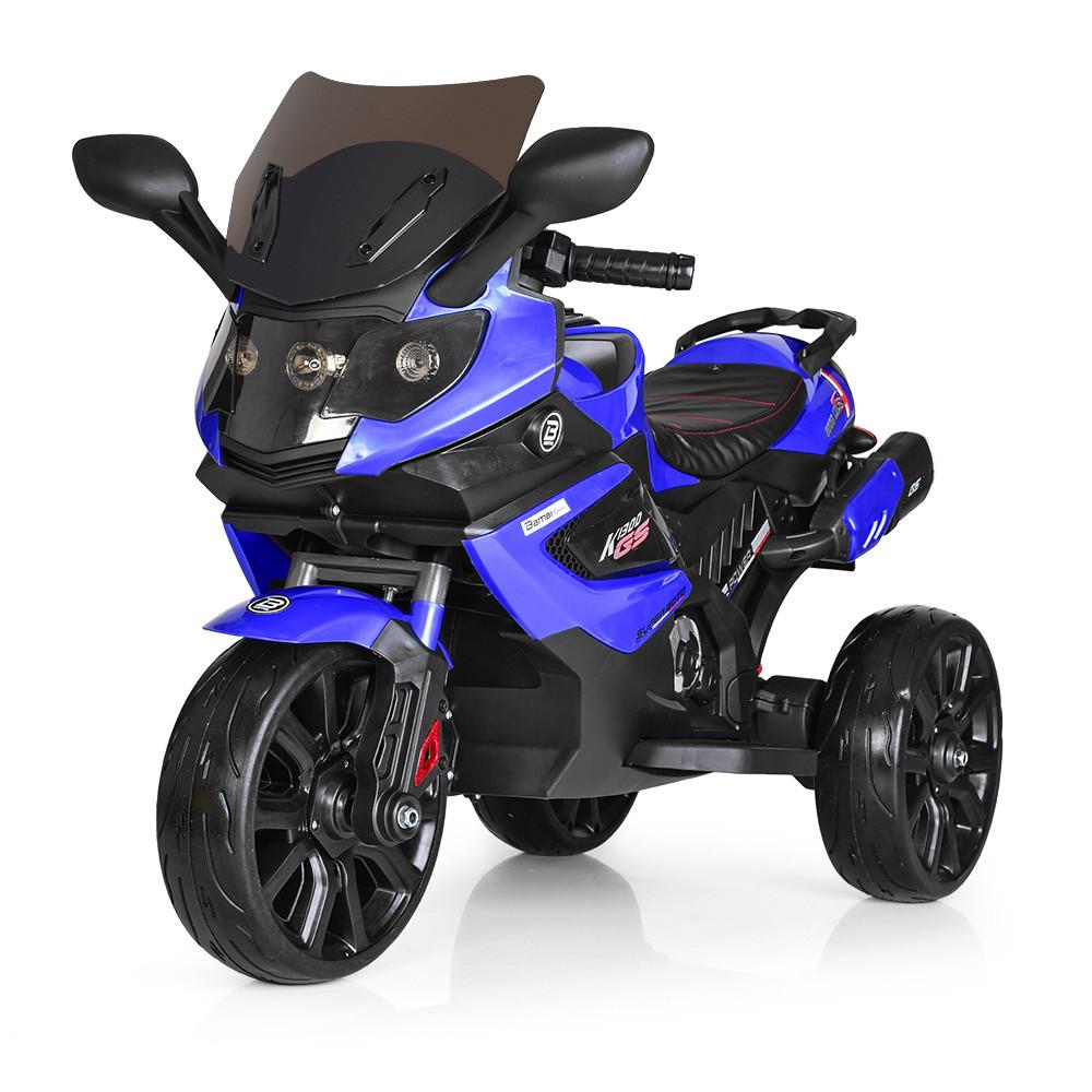 Детский Мотоцикл M 3986EL-4 синий