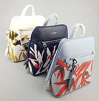 Женский рюкзак  David Jones темно-синий, фото 1