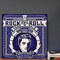 """Постер на стену """"Элвис"""" 42х42 см"""