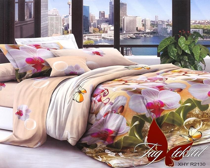 Постельное белье ТМ TAG/2-спальные/Поликоттон 3D XHY2130