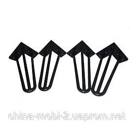 Ножки для стола металлические 3Rod. Высота h360мм