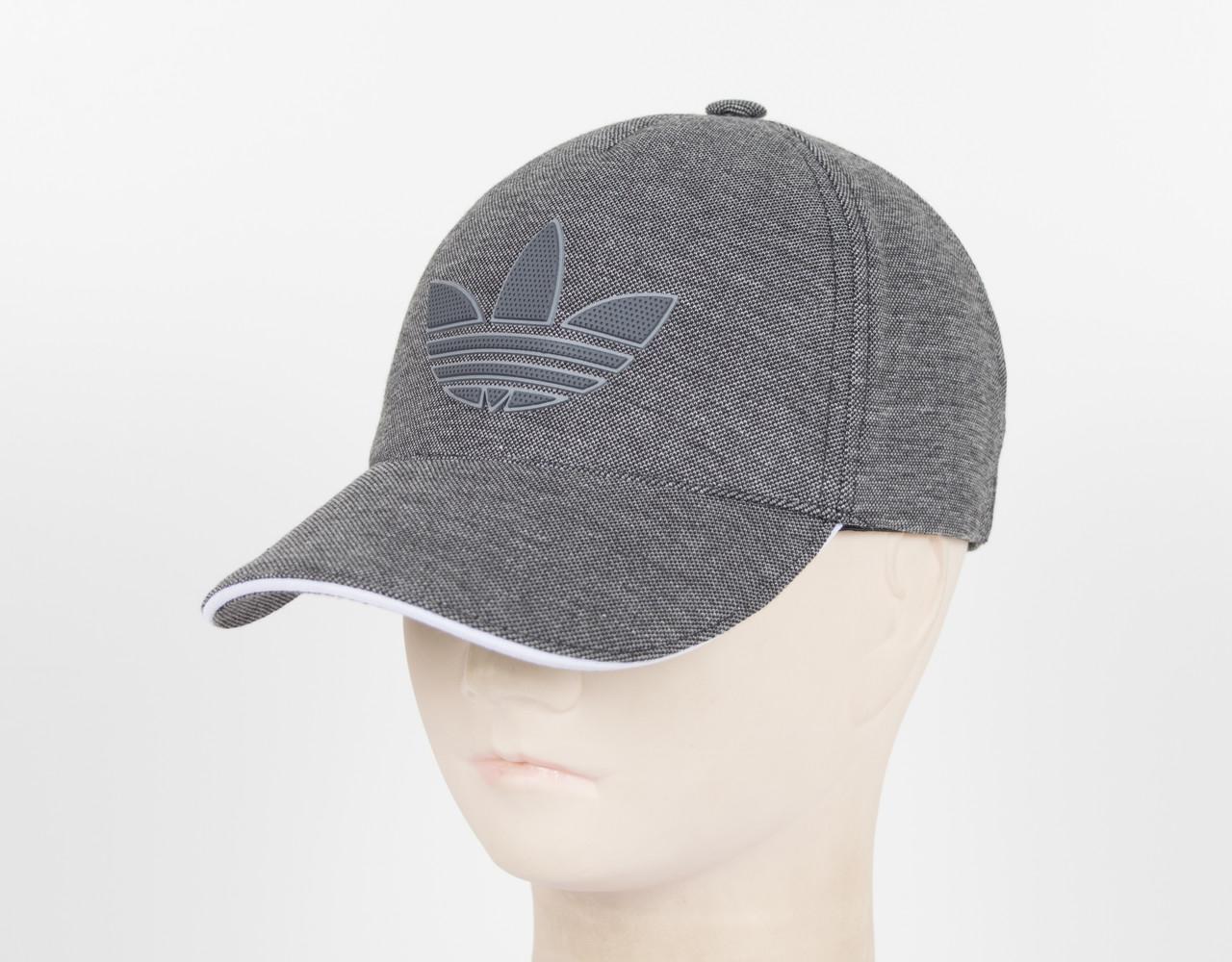 "Бейсболка Adidas ""Лакоста х/б"" 1935 серый"