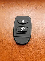 Смення резинка на ключ Hyundai, кнопки Hyundae,  рем .комплект Хюндай на 2 кнопки
