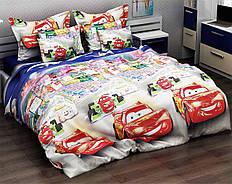 Детский комплект постельного белья 150*220 хлопок (11306) TM KRISPOL Украина