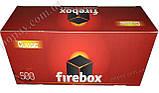 Гильзы для сигарет Firebox 500 шт + фирменная машинка для набивки гильз, фото 3