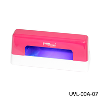 УФ лампа для сушки ногтей 9 Вт. Lady Victory UVL-00A-07#V/A