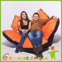 Кресло-мешок Цветок Poparada