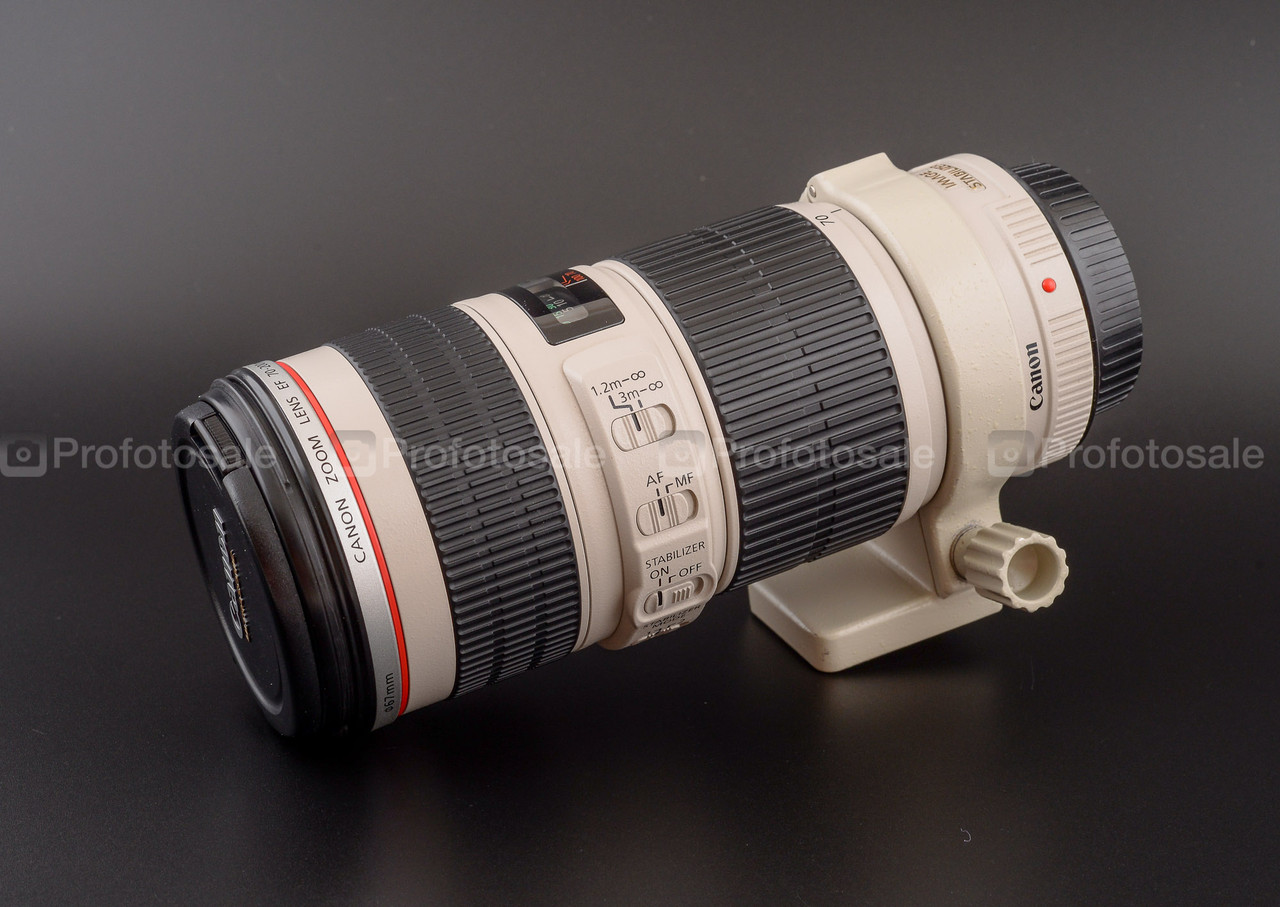 Canon 70-200 f/4 L IS USM
