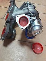 Турбокомпрессор (турбина) в сборе Isuzu NQR (4HG1-T 4,57L) 8-97326-752-0, 8973267520, 704136-0003, фото 1