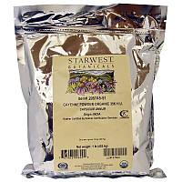Порошок органического кайенского перца Starwest Botanicals, 35 000 единиц остроты, 454 г