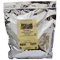 Орегано (душица) Starwest Botanicals, измельченный и просеянный лист натуральной душицы, 454 г