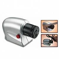 Точилка для ножей и ножниц SHAPER 220W на батарейках / ножеточка / ножеточка на батарейках точилка для заточки ножей