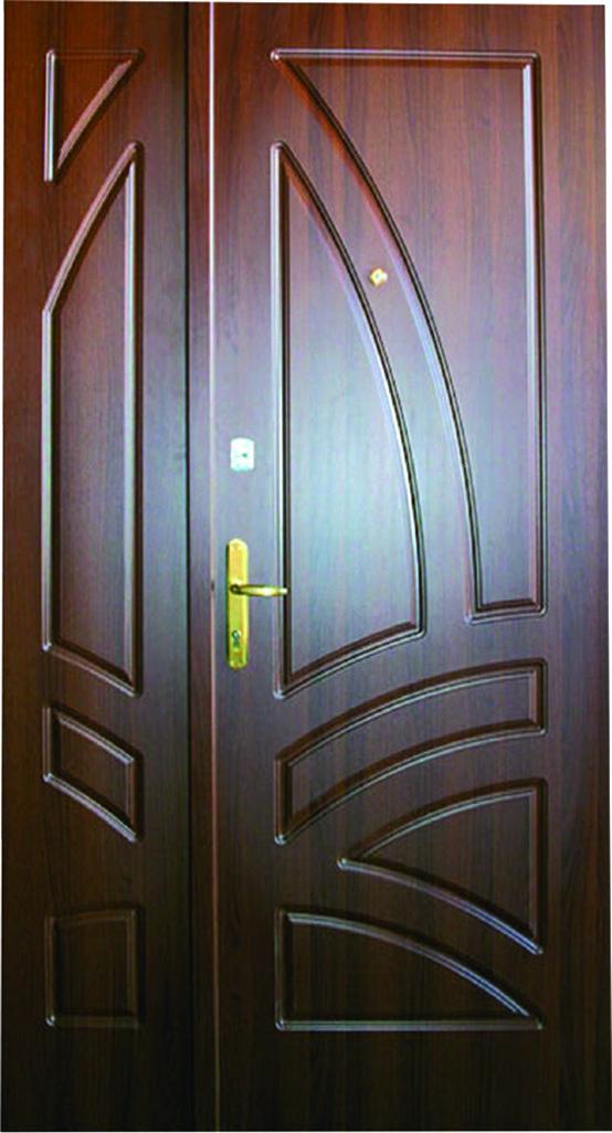 Двери уличные, модель 42 PRESTIGE 1170*2050, VINORIT, замки 2 шт KALE, сердцевины KALE