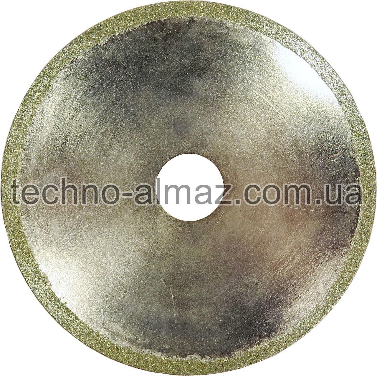Алмазный отрезной круг 1A1R 125 1.2 5 22.2