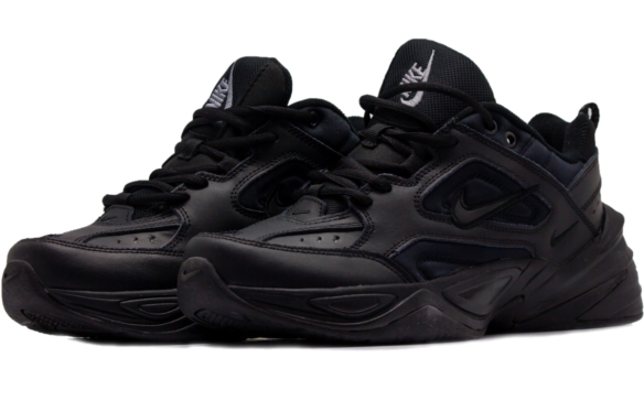 fa271214 Кроссовки мужские Nike Air Monarch M2K Tekno Black Черные: 1 499 грн ...