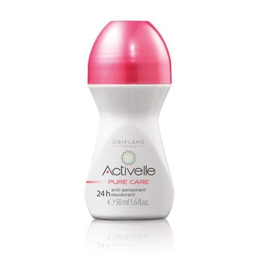 Шариковый дезодорант-антиперспирант с ухаживающим комплексом Activelle