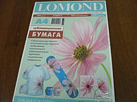 Бумага для сублимации Lomond А4 100 гр 100 листов