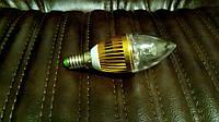 Светодиодная лампа LED свечка