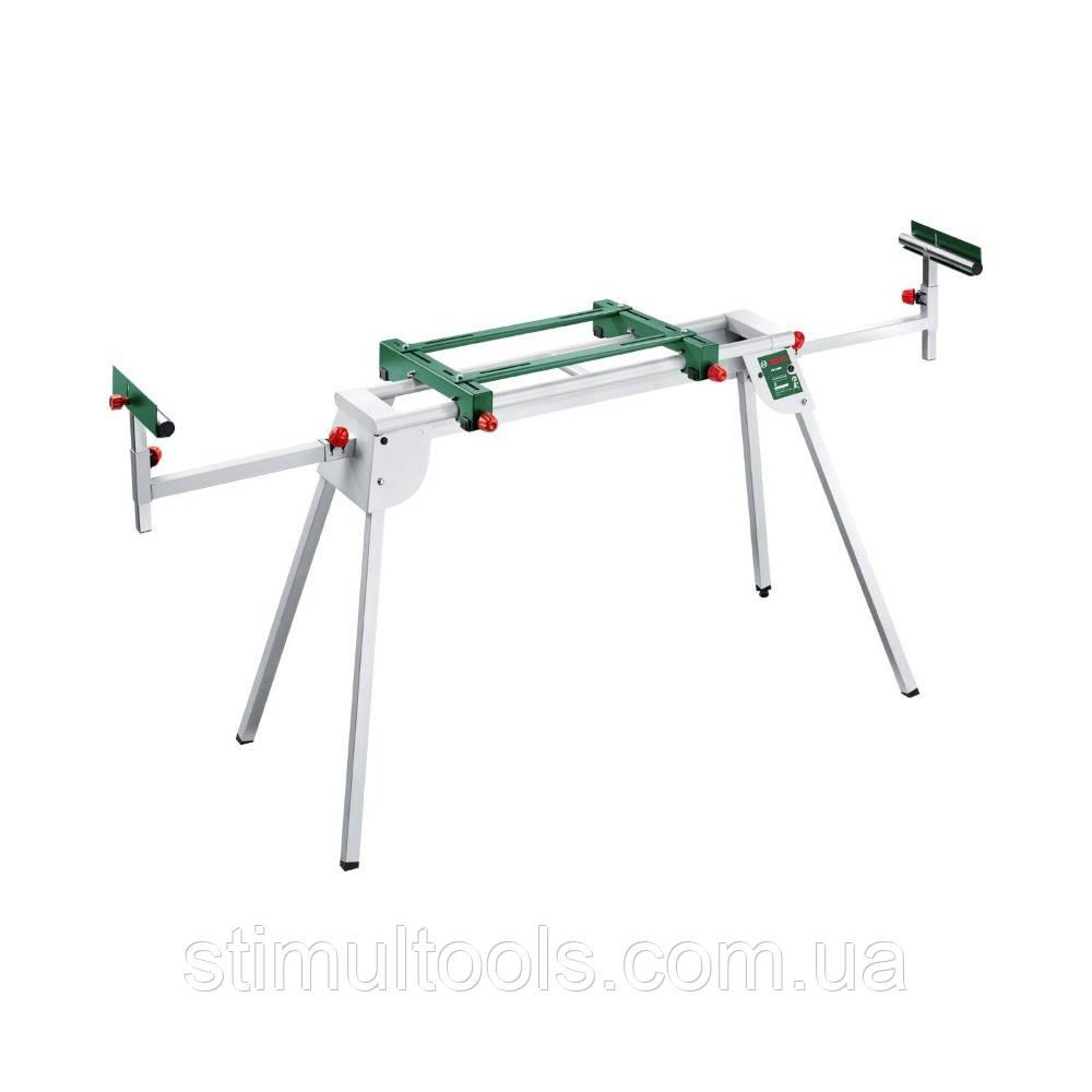 Стол подставка для распиловочных пил Bosch PTA 2400