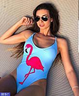 Купальники с фламинго, фото 1