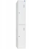 Шкаф для раздевалок ШО-400/1-2 (эконом)