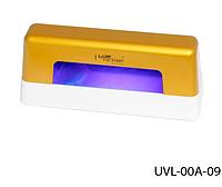 Переносная УФ Лампа для ногтей с электронной схемой зажигания Lady Victory1лампа Lamp UV-9W, LDV UVL-00A-09/6