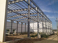 Строительство складских помещений, ангаров, цехов ю, фото 1