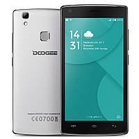 Смартфон DOOGEE X5 MAX PRO белый ( экран 5 дюймов, памяти 2/16Gb, емкость акб 4000 мАч)