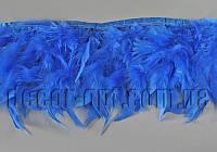 Перо-юбка синяя 15-17см/94-95см